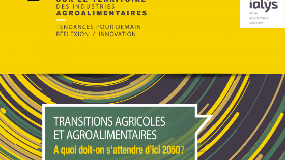 TRANSITIONS AGRICOLES ET AGROALIMENTAIRES