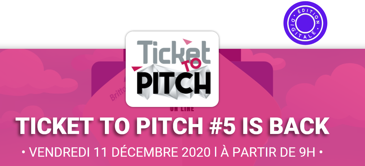 Ticket to pitch #5